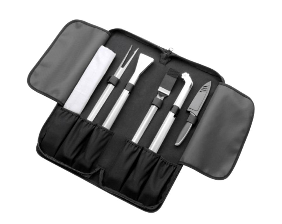 Онлайн каталог PROMENU: Набор инструментов для гриля, 8 предметов                                  WMF 06 0541 9990