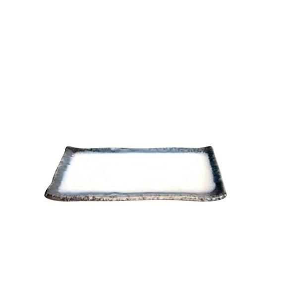 Онлайн каталог PROMENU: Тарелка фарфоровая CNB Enterprises Tajimi Series, 26х13х2 см                                  CNB Enterprises 7463