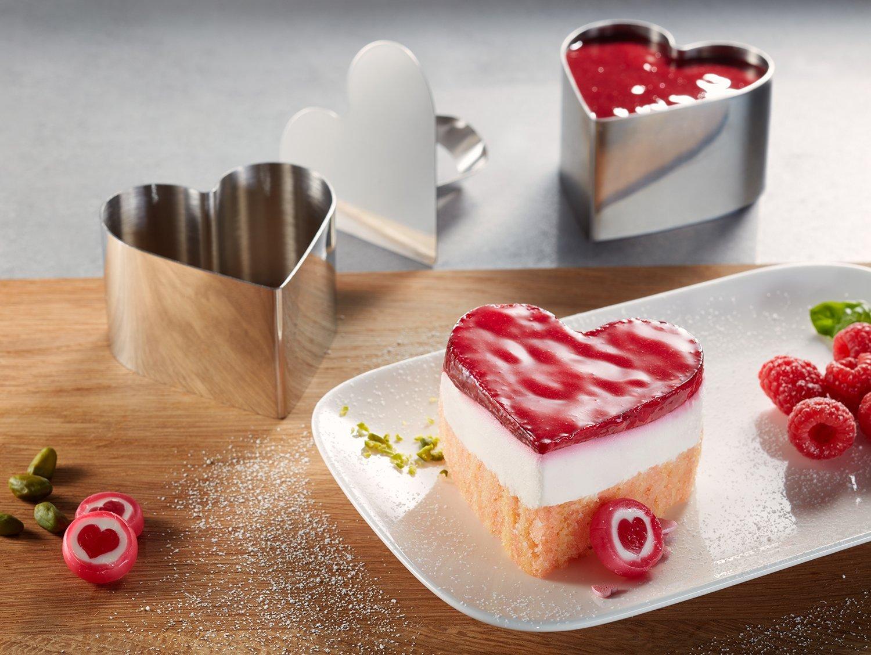 Онлайн каталог PROMENU: Набор колец для закусок/десертов, 3 предмета                                  GEFU 89293