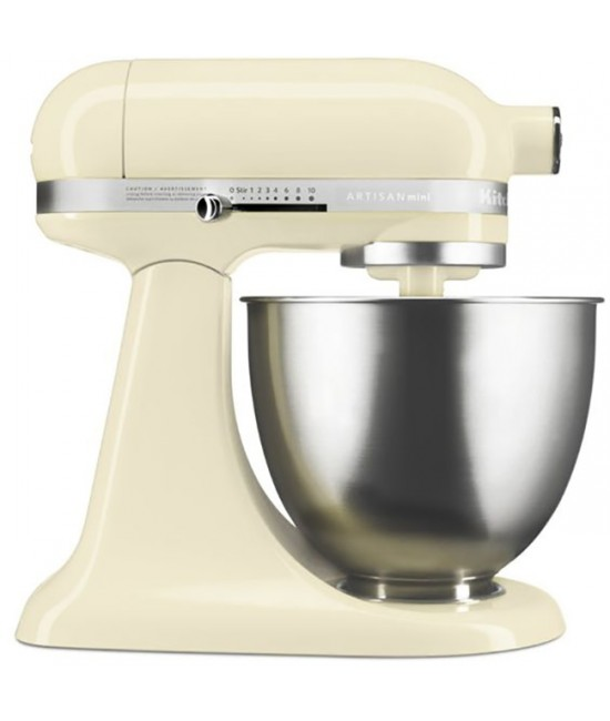 Онлайн каталог PROMENU: Миксер планетарный KitchenAid Artisan, 4,83 л, кремовый                                  KitchenAid 5KSM125PSEAC_r