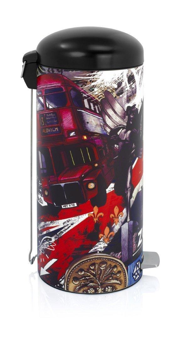 Бак для мусора Retro Bin Brabantia, объем 30 л, разноцветный Brabantia 480324 фото 2