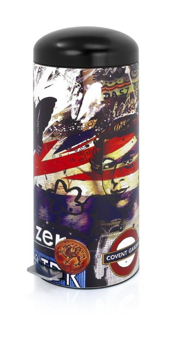 Бак для мусора Retro Bin Brabantia, объем 30 л, разноцветный Brabantia 480324 фото 1