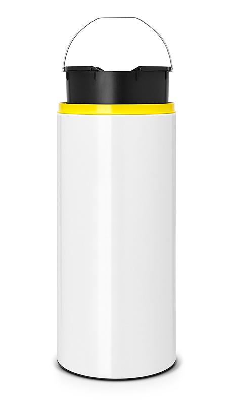 Бак для мусора Flip Bin Brabantia, объем 30 л, белый Brabantia 106866 фото 1