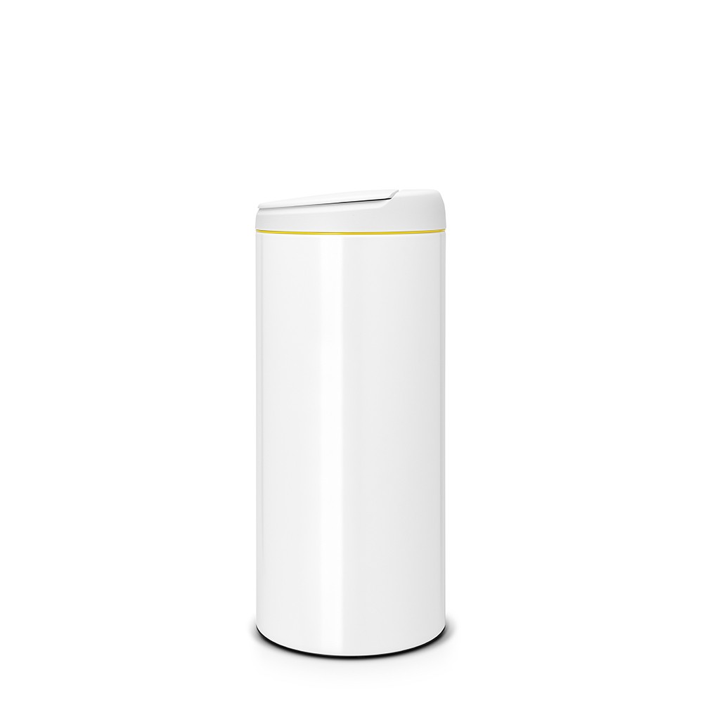 Онлайн каталог PROMENU: Бак для мусора Flip Bin Brabantia, объем 30 л, белый Brabantia 106866