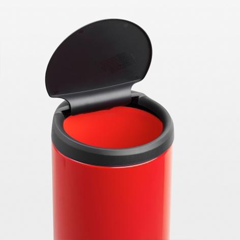 Бак для мусора Flip Bin Brabantia, объем 30 л, красный Brabantia 106903 фото 1