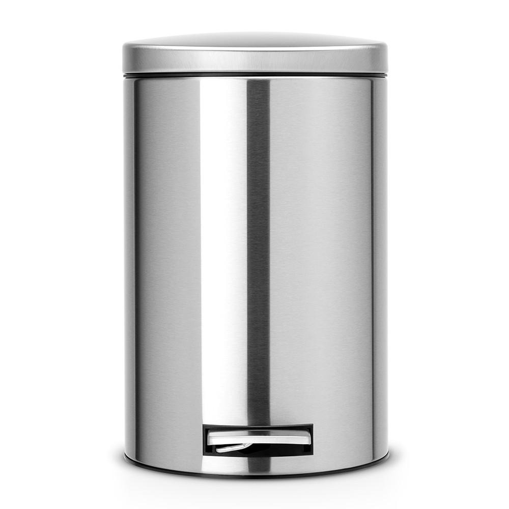 Онлайн каталог PROMENU: Бак для мусора Pedal Bin Brabantia, объем 12 л, стальной Brabantia 478161