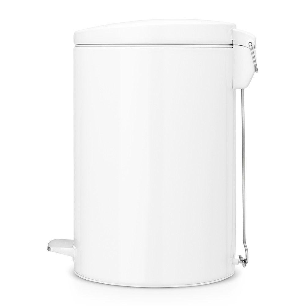 Бак для мусора Pedal Bin Brabantia, объем 20 л, белый Brabantia 478260 фото 1