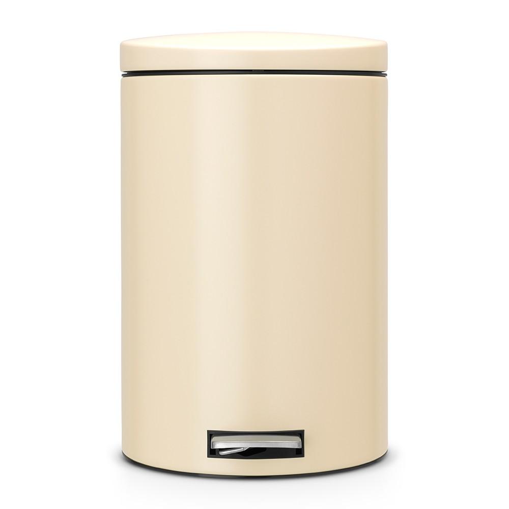 Онлайн каталог PROMENU: Бак для мусора Pedal Bin Brabantia, объем 20 л, бежевый Brabantia 478284
