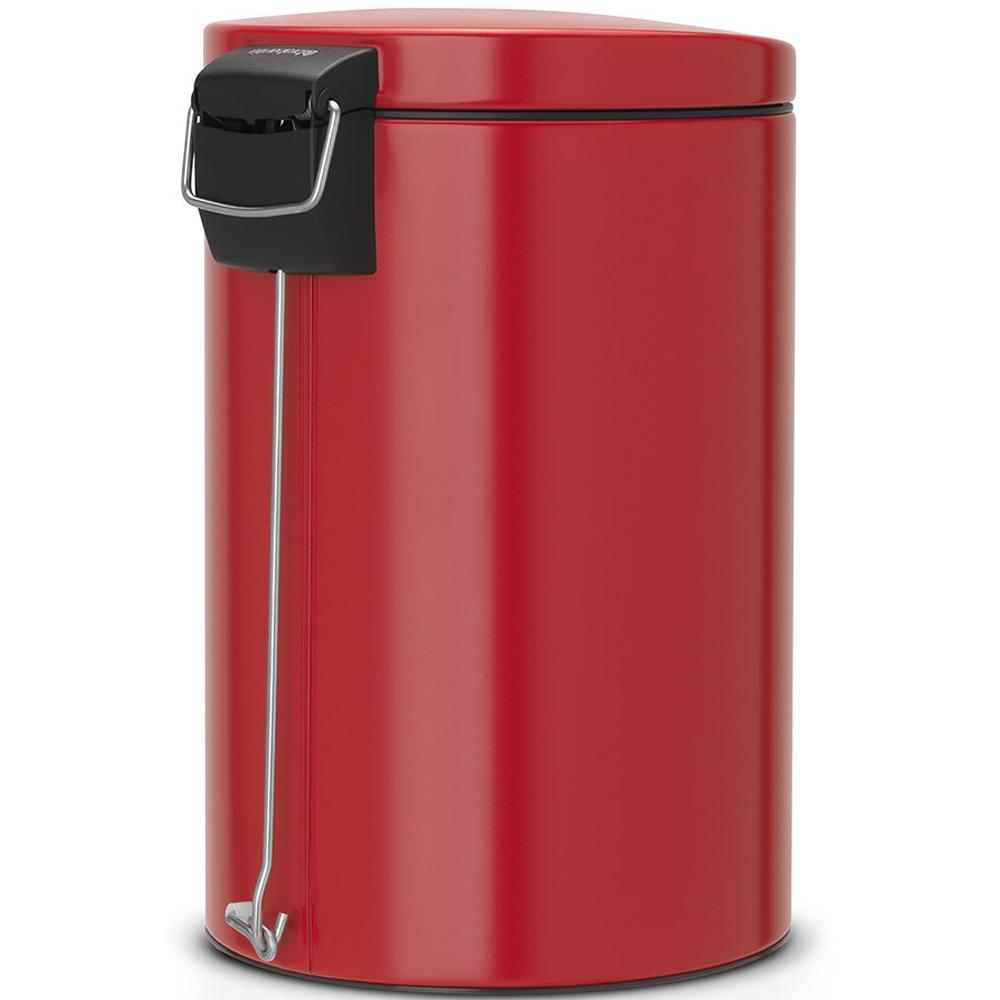 Бак для мусора Pedal Bin Brabantia, объем 20 л, красный Brabantia 483745 фото 1