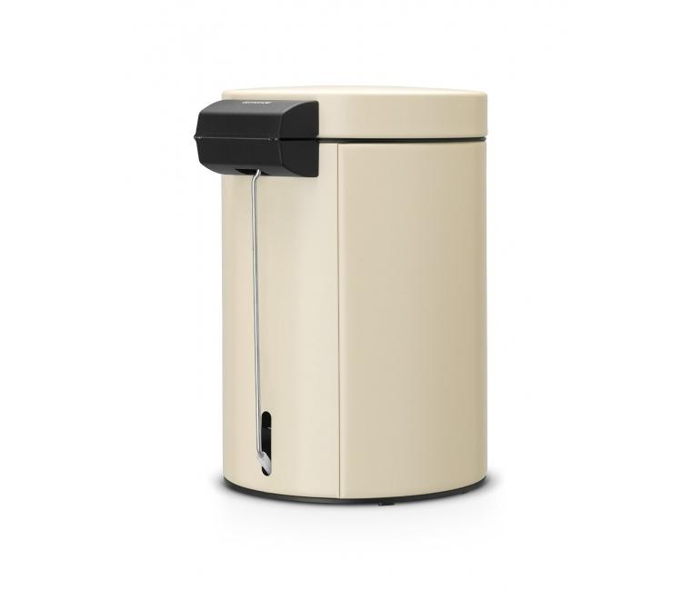 Бак для мусора Pedal Bin Brabantia, объем 3 л, бежевый Brabantia 395420 фото 1