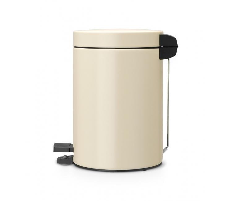 Бак для мусора Pedal Bin Brabantia, объем 3 л, бежевый Brabantia 395420 фото 2