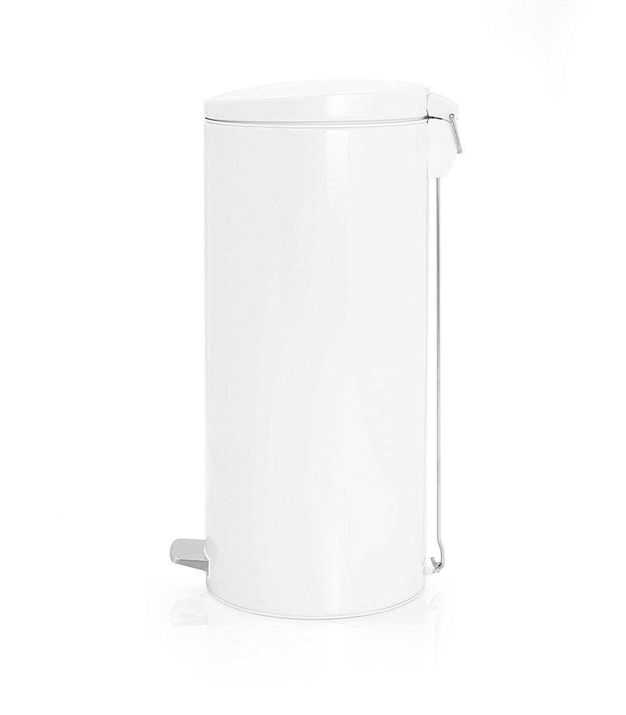 Бак для мусора Pedal Bin Brabantia, объем 30 л, белый Brabantia 478741 фото 1
