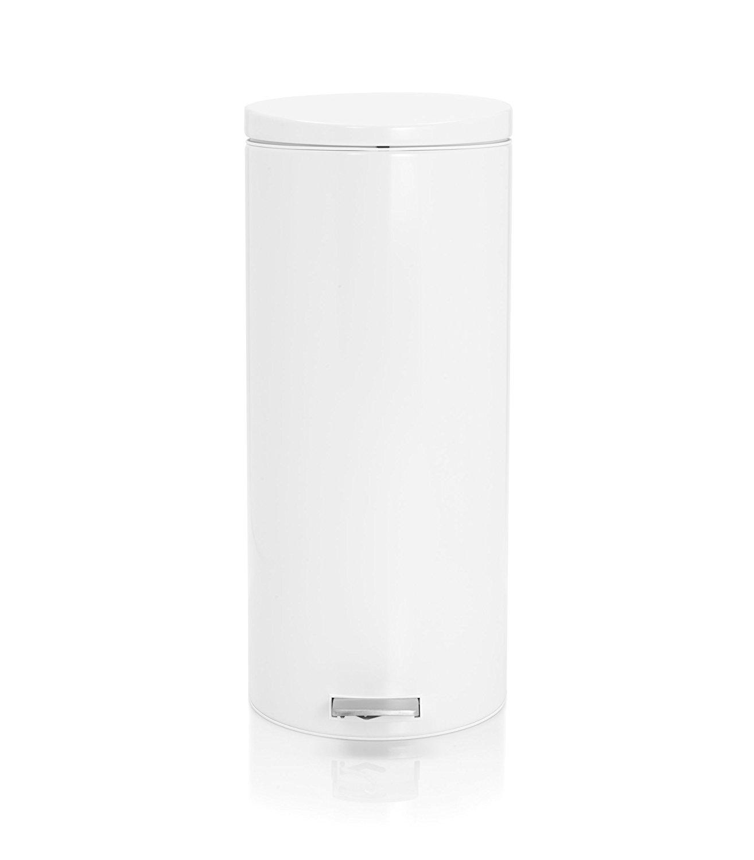 Онлайн каталог PROMENU: Бак для мусора Pedal Bin Brabantia, объем 30 л, белый Brabantia 478741