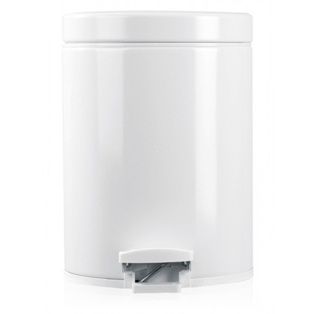 Бак для мусора Pedal Bin Brabantia, объем 5 л, белый Brabantia 283420 фото 1