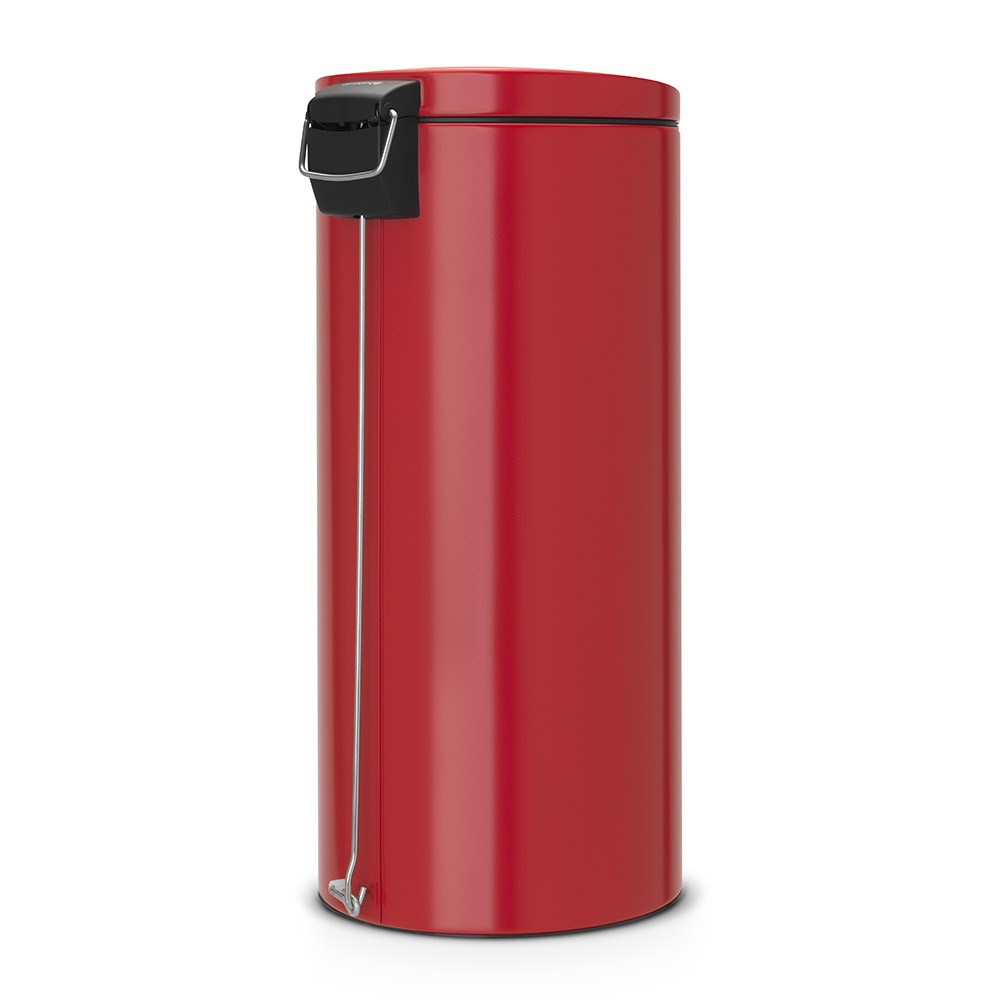 Бак для мусора Pedal Bin Silent Brabantia, объем 30 л, красный Brabantia 483769 фото 2