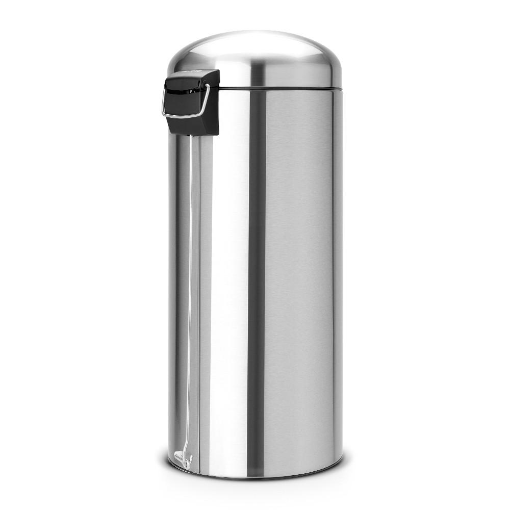Бак для мусора Retro Bin Brabantia, объем 30 л, стальной Brabantia 479366 фото 5