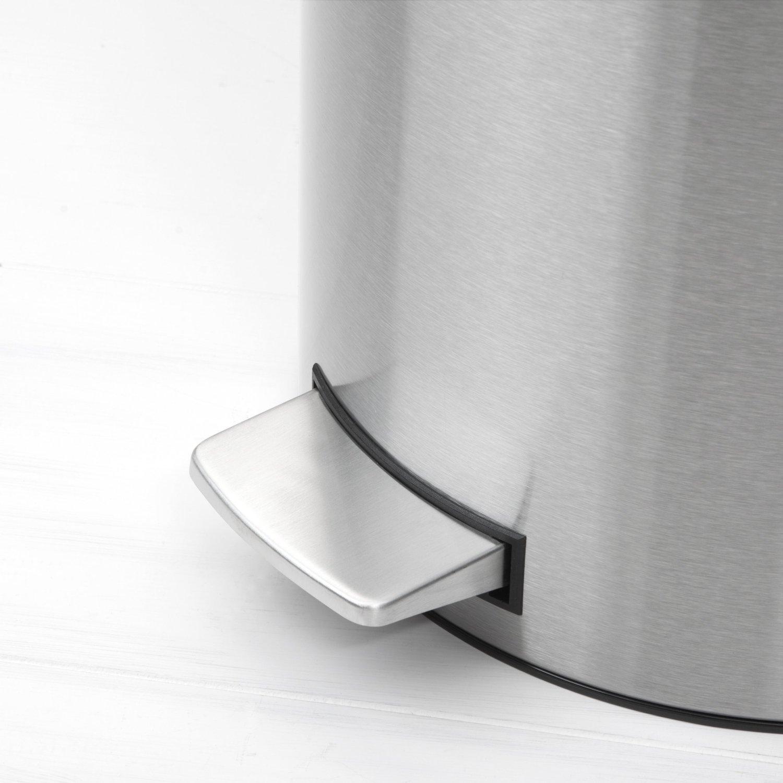 Бак для мусора Retro Bin Brabantia, объем 30 л, стальной Brabantia 479366 фото 1