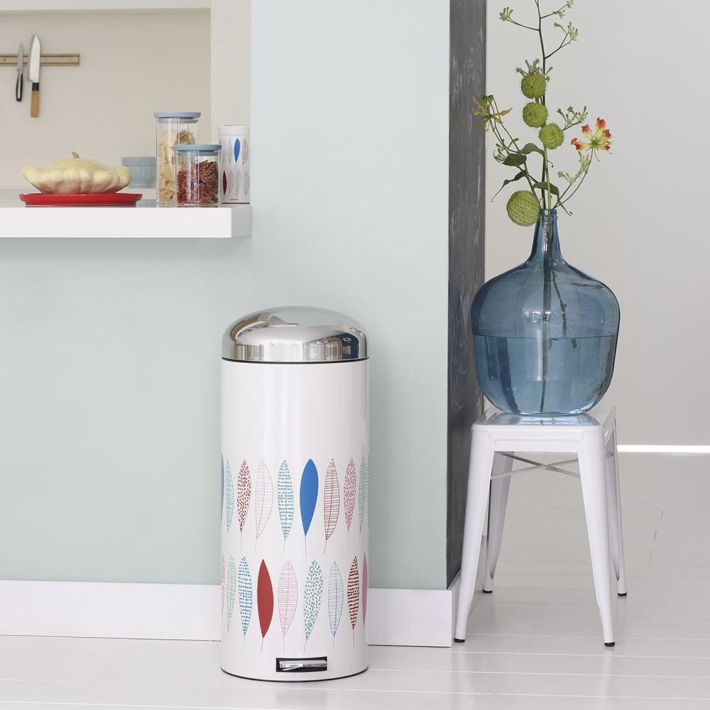 Бак для мусора Retro Bin Brabantia, объем 30 л, разноцветный Brabantia 484667 фото 3