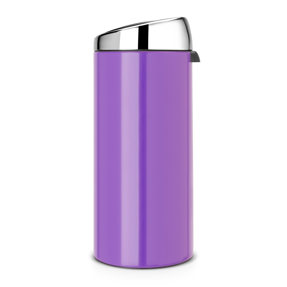 Бак для мусора Touch Bin Brabantia, объем 30 л, сиреневый Brabantia 481901 фото 1