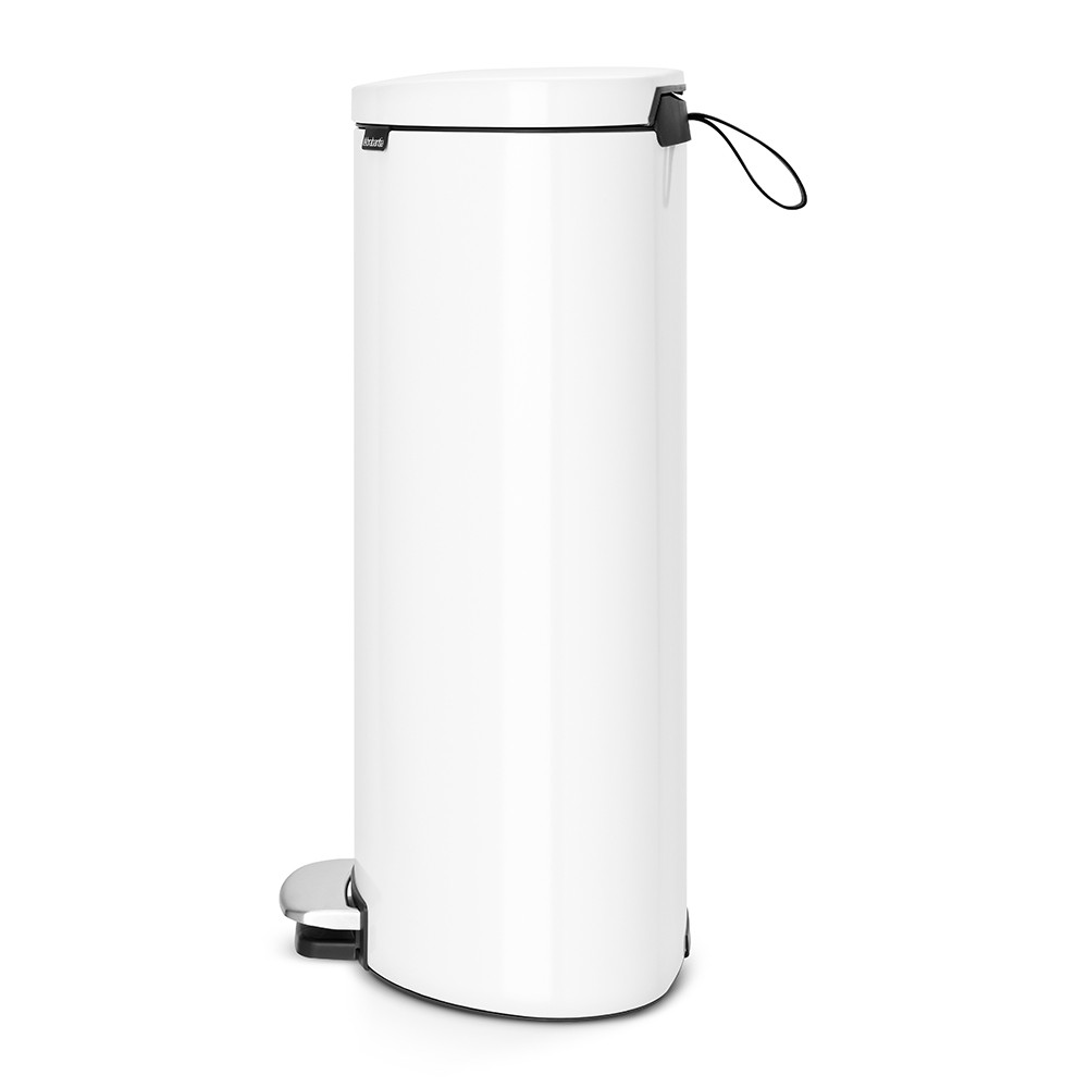 Бак для мусора с педалью Pedal Bin Brabantia, объем 30 л, белый Brabantia 485206 фото 1