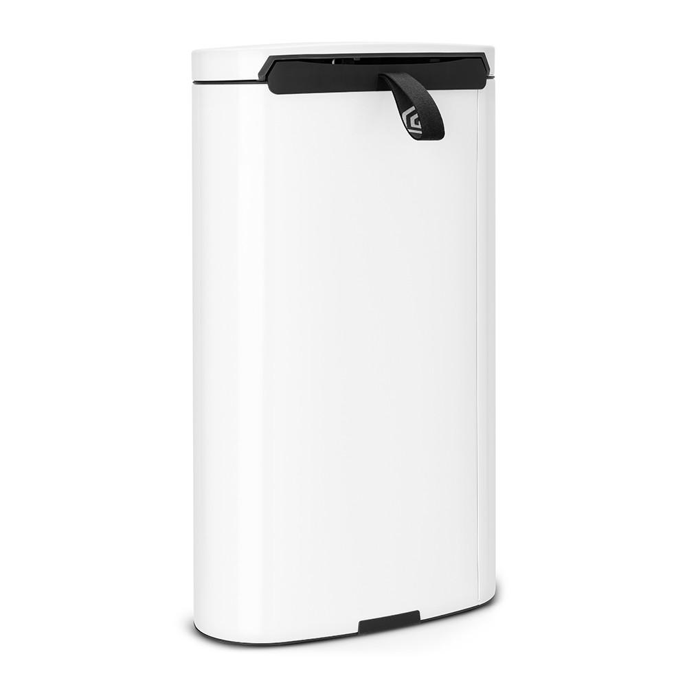 Бак для мусора с педалью Pedal Bin Brabantia, объем 30 л, белый Brabantia 485206 фото 2
