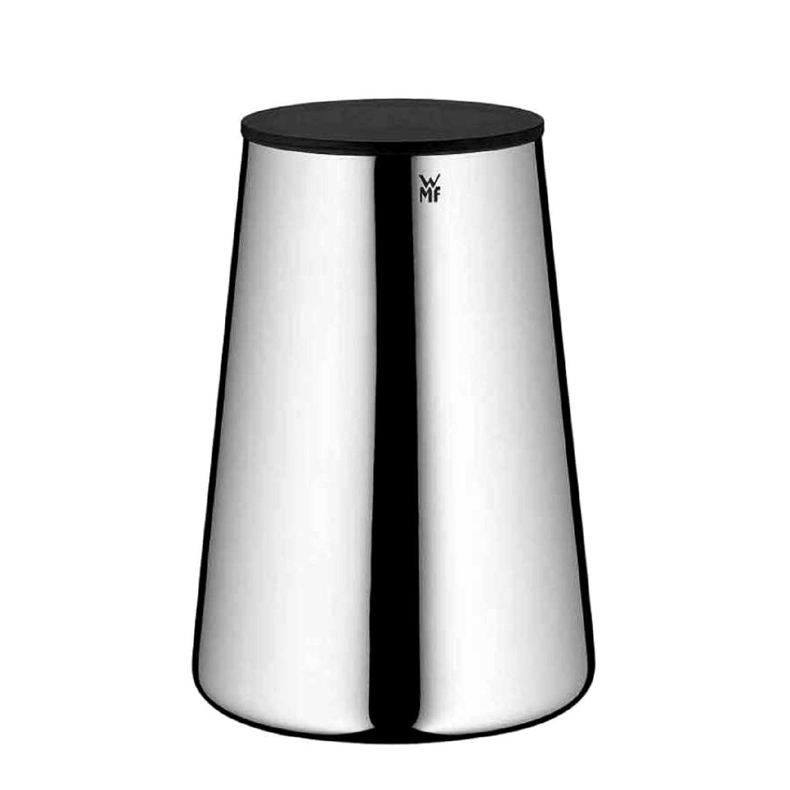 Онлайн каталог PROMENU: Банка для чая WMF TEA TIME, диаметр 9,2 см, высота 12,9 см, серебристый WMF 06 3634 6040