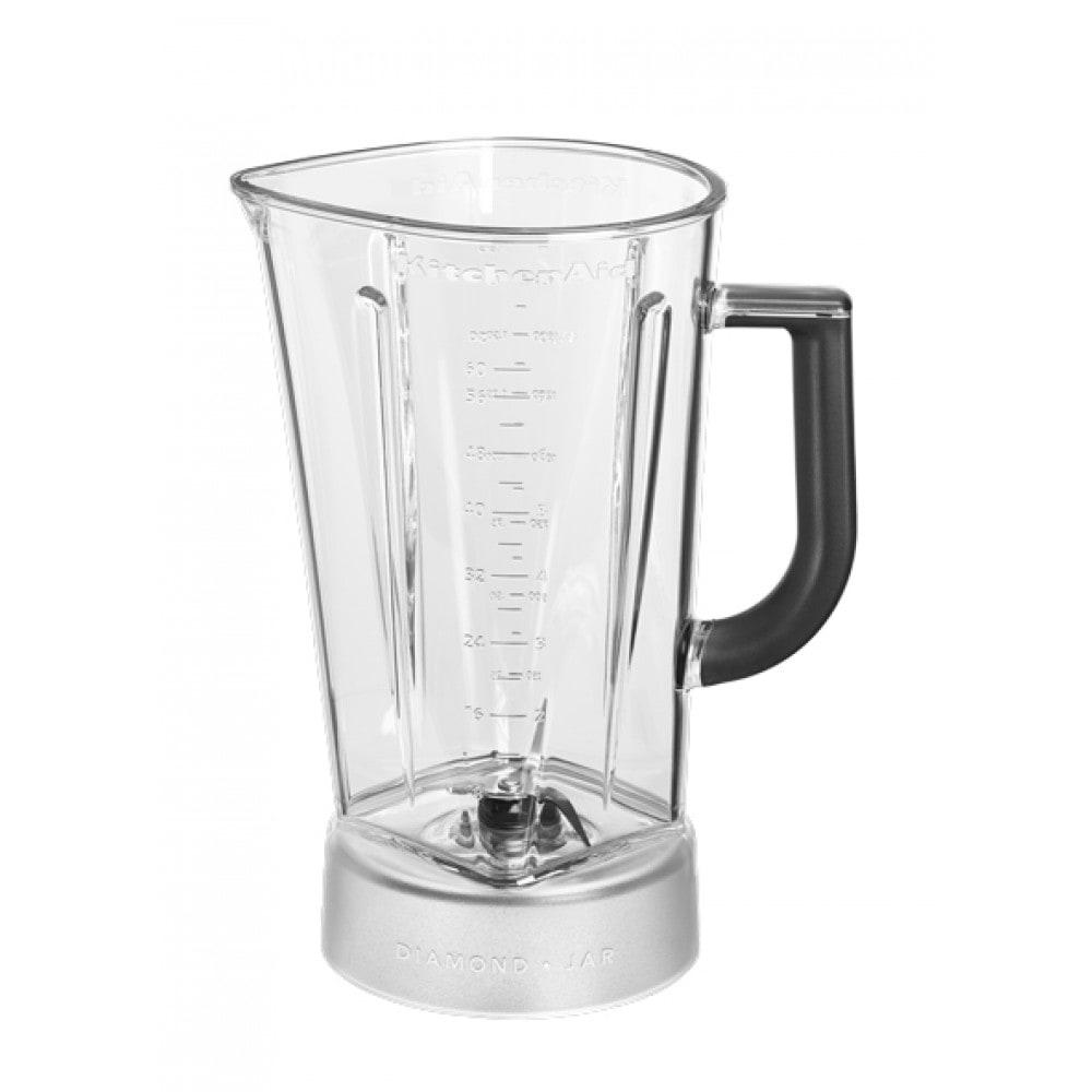 Блендер стационарный KitchenAid Diamond, объем чаши 1,75 л, кремовый KitchenAid 5KSB1585EAC фото 2