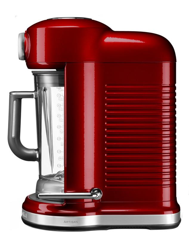 Блендер с электромагнитным приводом KitchenAid Artisan, объем чаши 1,75 л, карамельное яблоко KitchenAid 5KSB5080ECA фото 2