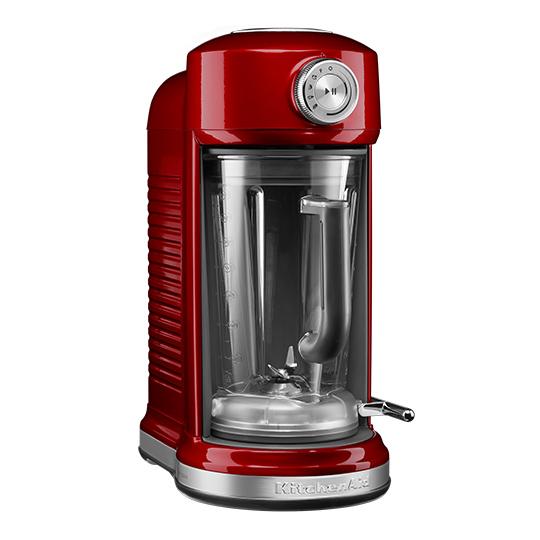 Блендер с электромагнитным приводом KitchenAid Artisan, объем чаши 1,75 л, карамельное яблоко KitchenAid 5KSB5080ECA фото 0
