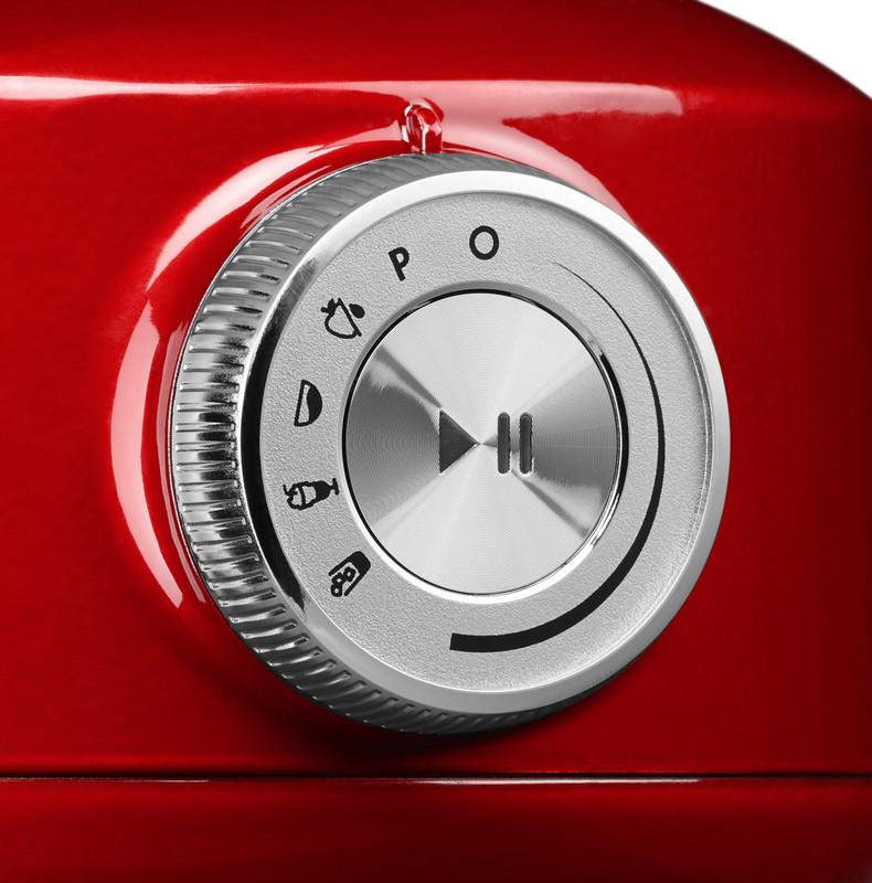 Блендер с электромагнитным приводом KitchenAid Artisan, объем чаши 1,75 л, карамельное яблоко KitchenAid 5KSB5080ECA фото 4