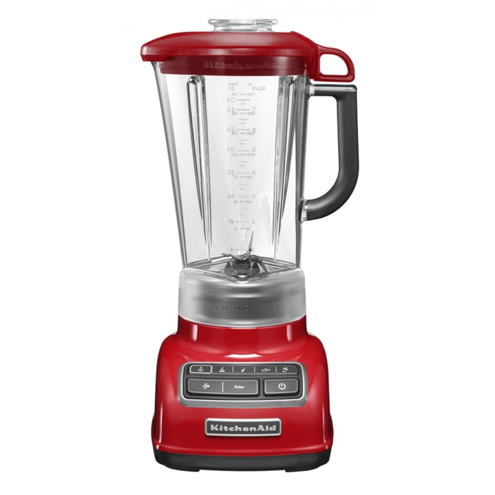 Онлайн каталог PROMENU: Блендер стационарный KitchenAid, объем 1,75 л, красный KitchenAid 5KSB1585EER