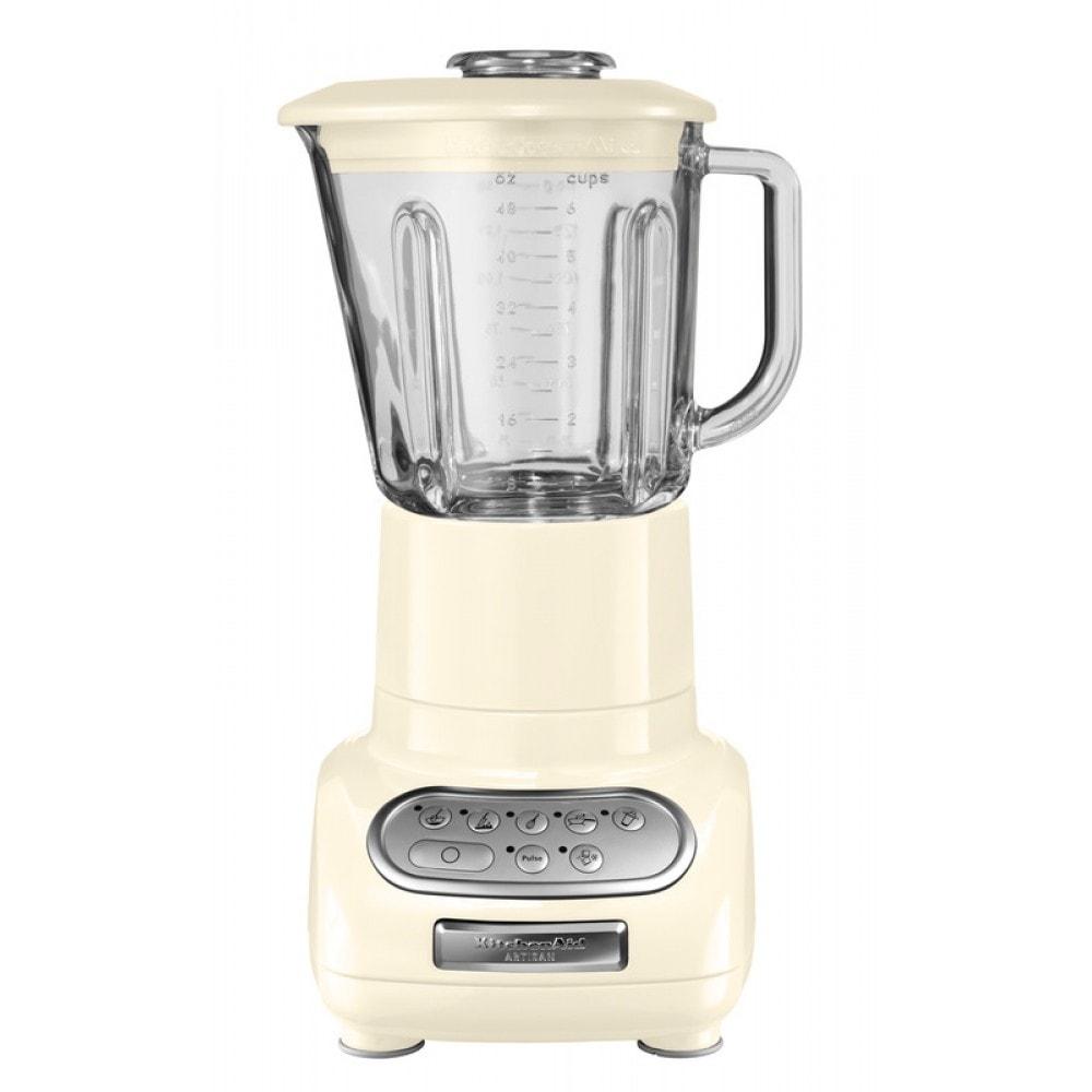 Блендер стационарный KitchenAid Artisan, объем чаши 1,5 л, кремовый KitchenAid 5KSB5553EAC фото 0