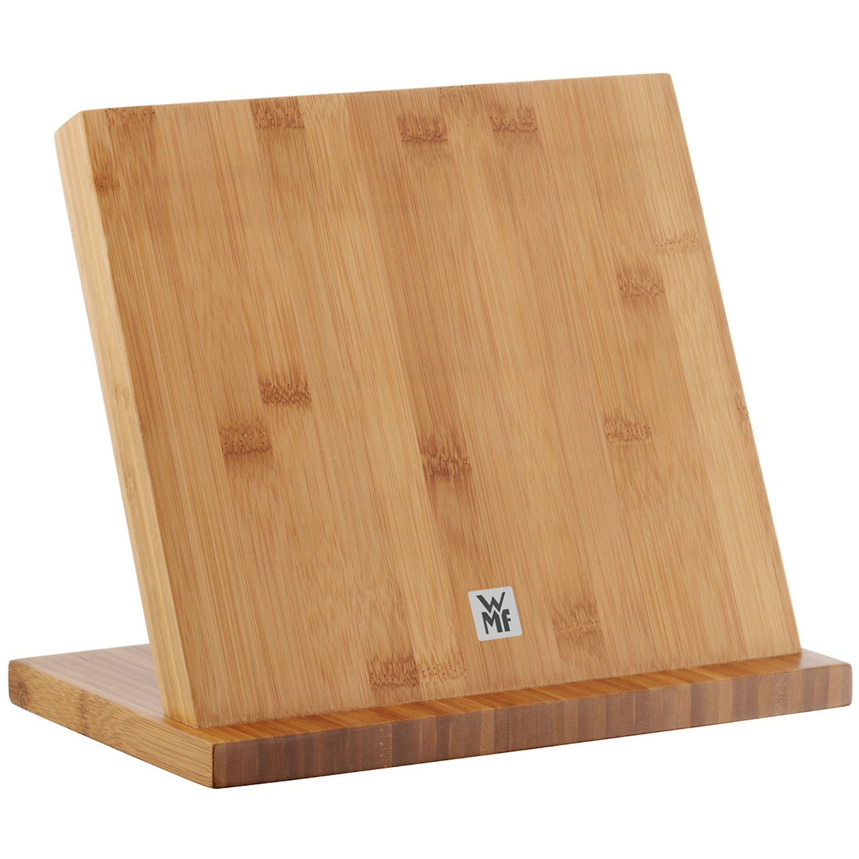 Онлайн каталог PROMENU: Блок для ножей WMF Gourmet, 17х27 см, высота 26 см, бежевый WMF 18 8052 4500