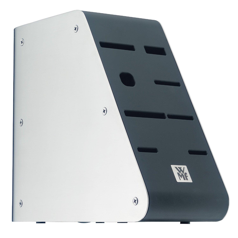 Блок для ножей WMF на 7 предметов и подставкой под кухонные принадлежности WMF 18 8996 6030 фото 2
