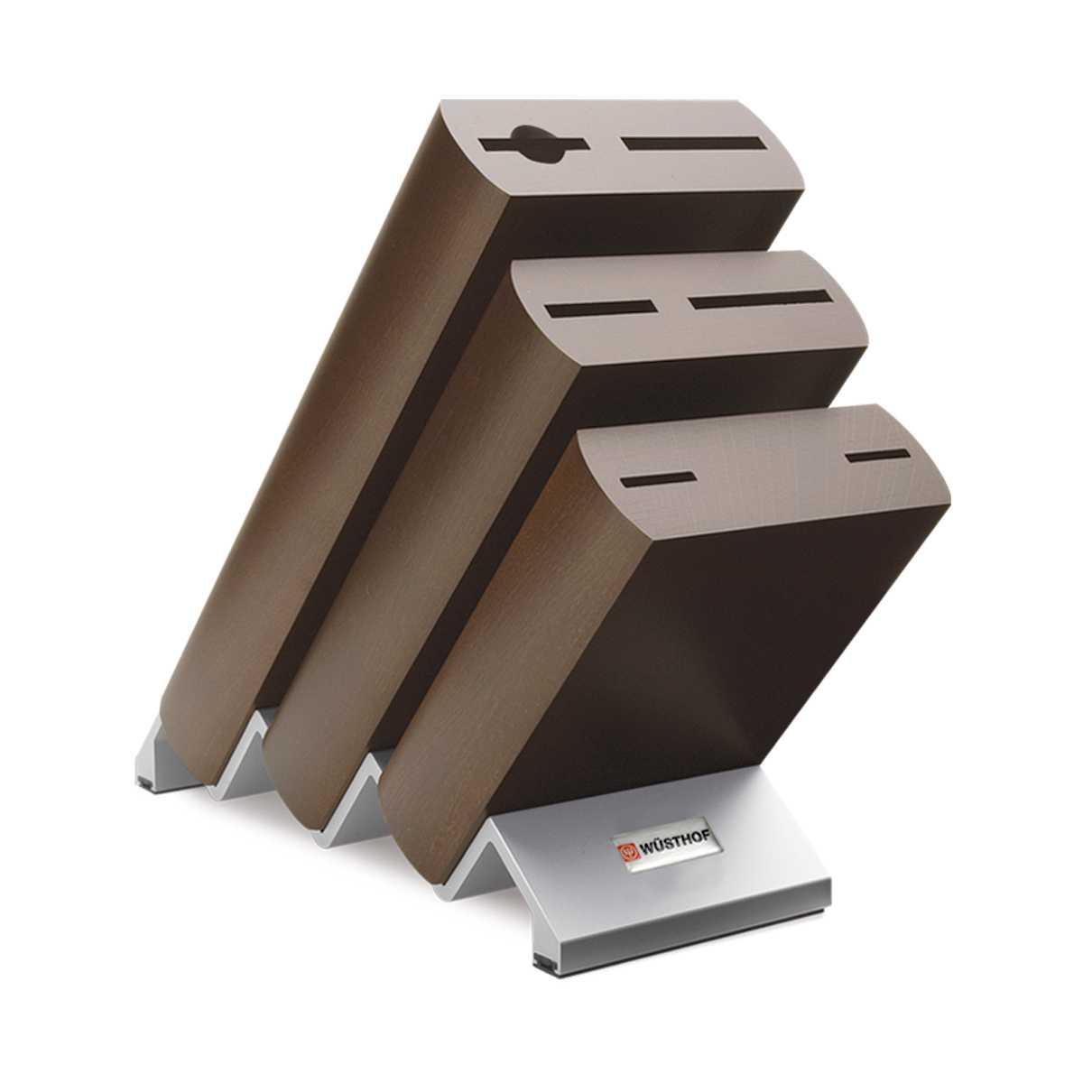 Онлайн каталог PROMENU: Блок для ножей Wuesthof Storing Accessories, коричневый Wuesthof 7251