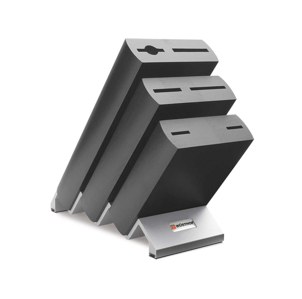 Блок для ножей деревянный на 6 предметов Wuesthof Storing Accessories, серый Wuesthof 7250 фото 0