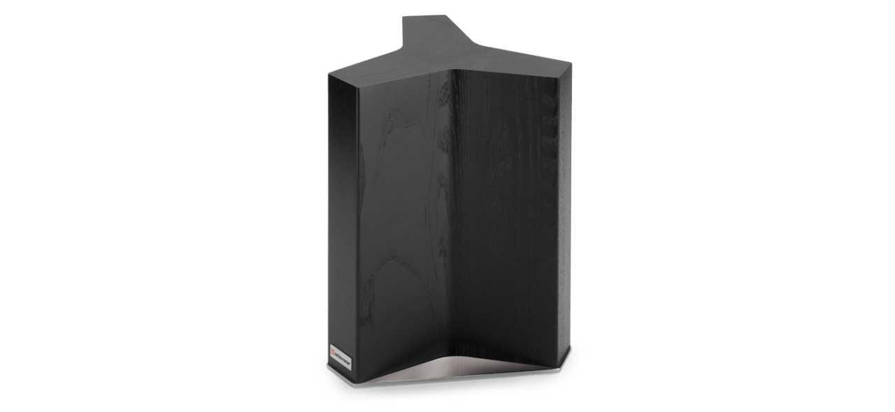 Онлайн каталог PROMENU: Блок для ножей магнитный на 6 предметов Wuesthof, высота 24 см, пепельно-серый Wuesthof 7277-1