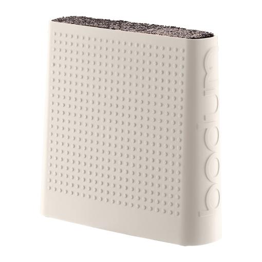 Онлайн каталог PROMENU: Блок для ножей Bodum BISTRO, белый Bodum 11089-913S