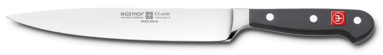 Блок с ножами Wuesthof Classic, черный, 10 предметов Wuesthof 9844 фото 9