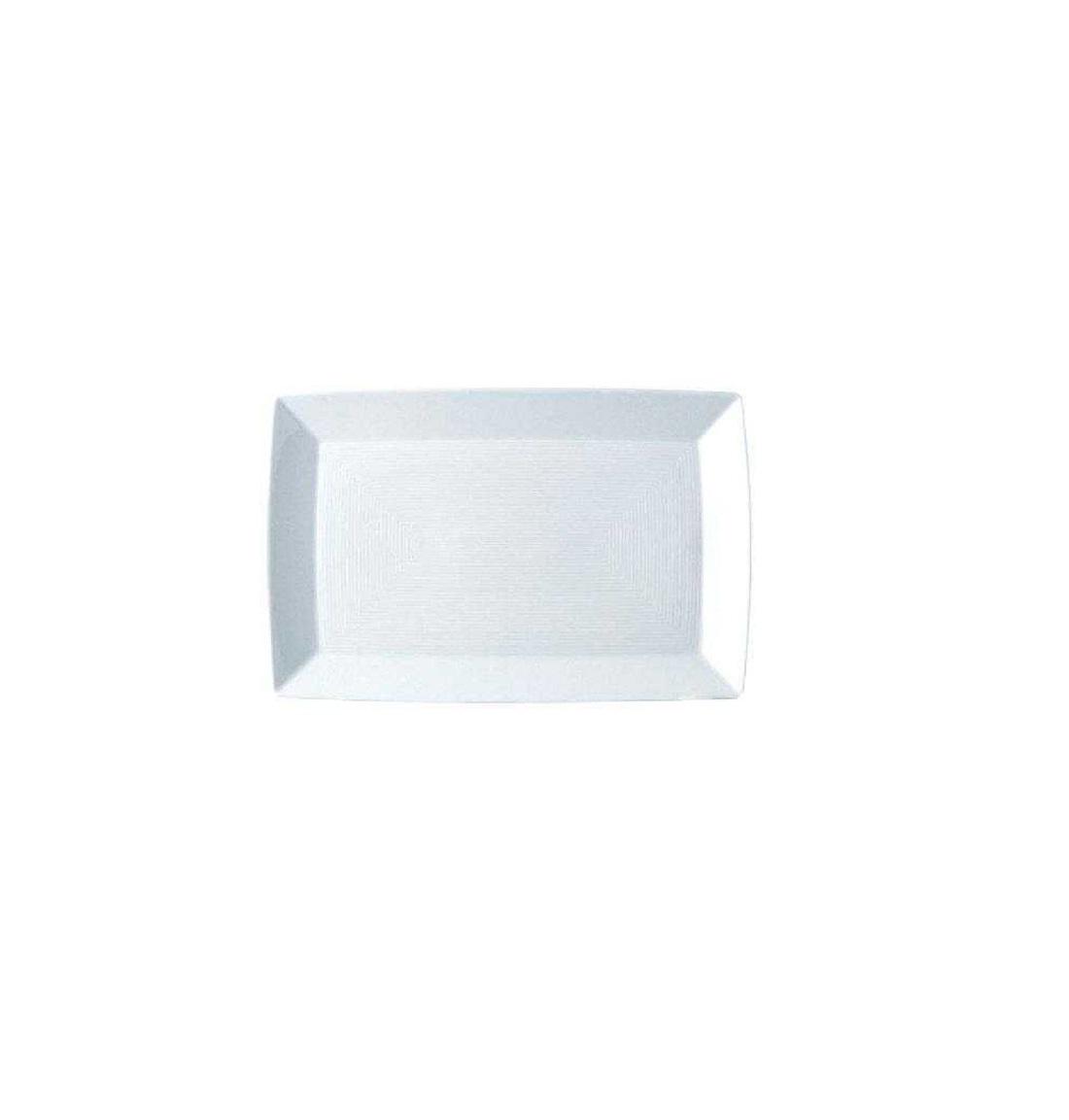 Блюдо фарфоровое Rosenthal LOFT, 28,5х18,5 см, белый Rosenthal 11900-800001-12928 фото 1