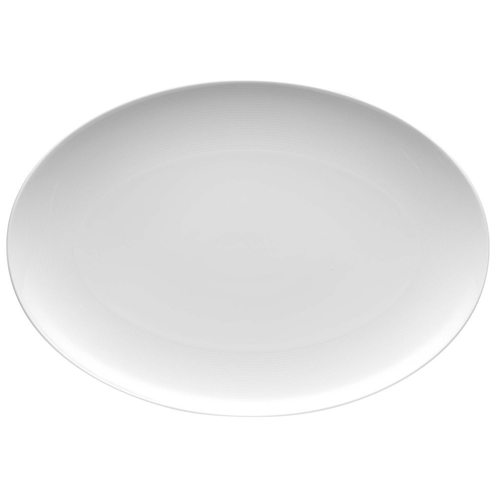 Блюдо фарфоровое Rosenthal Loft, длина 40 см, белый Rosenthal 11900-800001-12740 фото 1