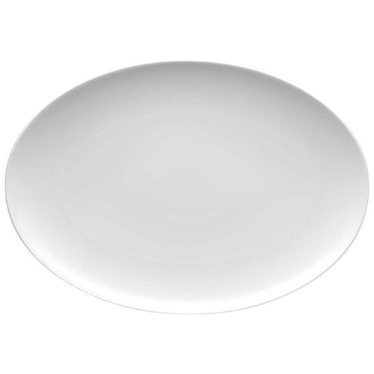 Онлайн каталог PROMENU: Блюдо фарфоровое Rosenthal Loft, длина 40 см, белый Rosenthal 11900-800001-12740