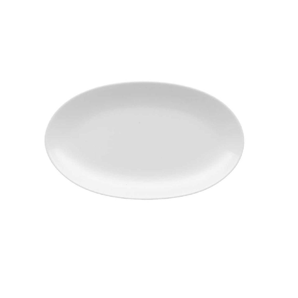 Блюдо фарфоровое овальное Rosenthal JADE, длина 24 см, белый Rosenthal 61040-800001-15323 фото 1