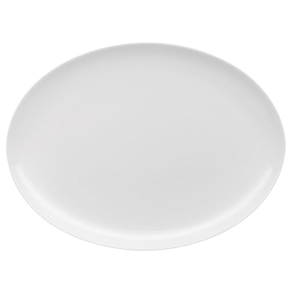 Блюдо овальное фарфоровое Rosenthal JADE, длина 30 см, белый Rosenthal 61040-800001-12730 фото 1