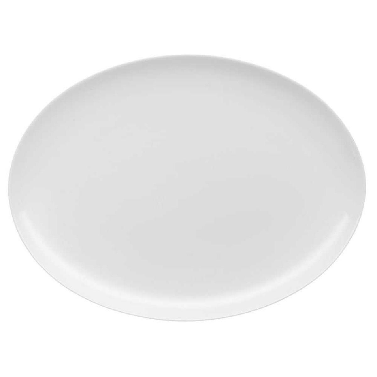 Онлайн каталог PROMENU: Блюдо овальное фарфоровое Rosenthal JADE, длина 30 см, белый Rosenthal 61040-800001-12730