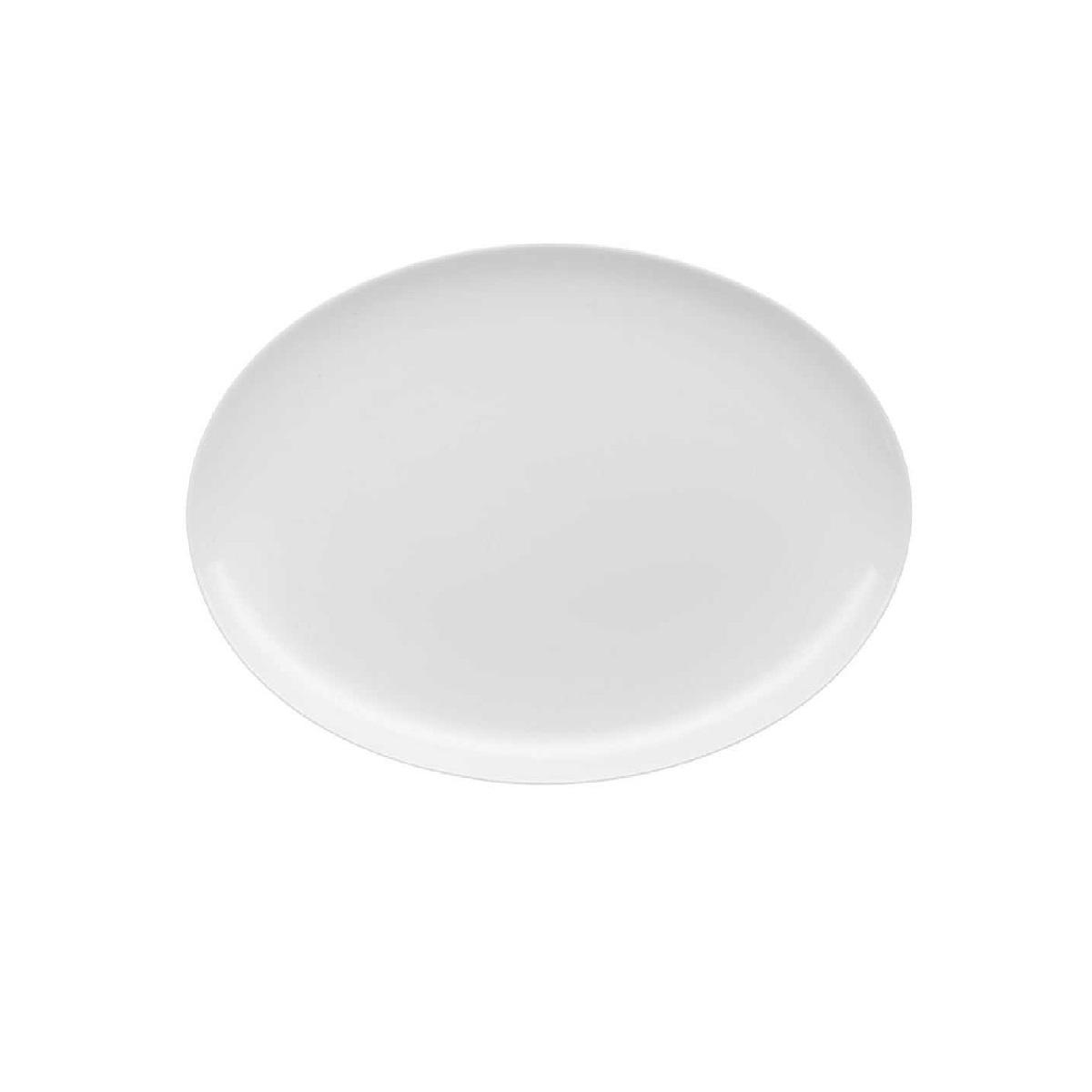 Блюдо овальное фарфоровое Rosenthal JADE, длина 30 см, белый Rosenthal 61040-800001-12730 фото 2