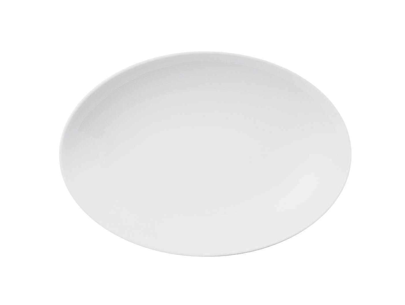Онлайн каталог PROMENU: Блюдо овальное глубокое Rosenthal Loft, длина 27 см, белый Rosenthal 11900-800001-12527