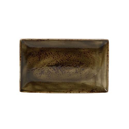 Онлайн каталог PROMENU: Блюдо прямоугольное Steelite CRAFT BROWN, 27х16,75 см, коричневый Steelite 11320550