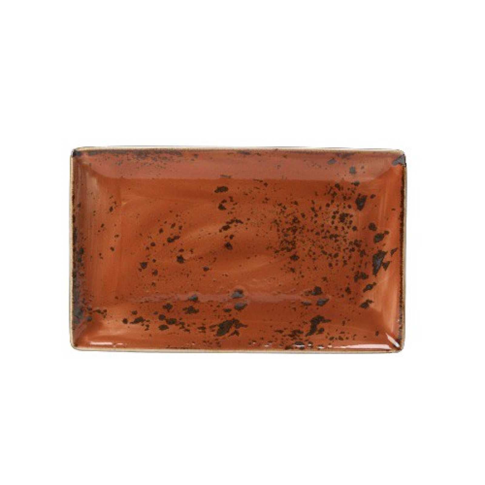 Онлайн каталог PROMENU: Блюдо прямоугольное Steelite CRAFT TERRACOTTA, 27х16,75 см, оранжевый Steelite 11330550