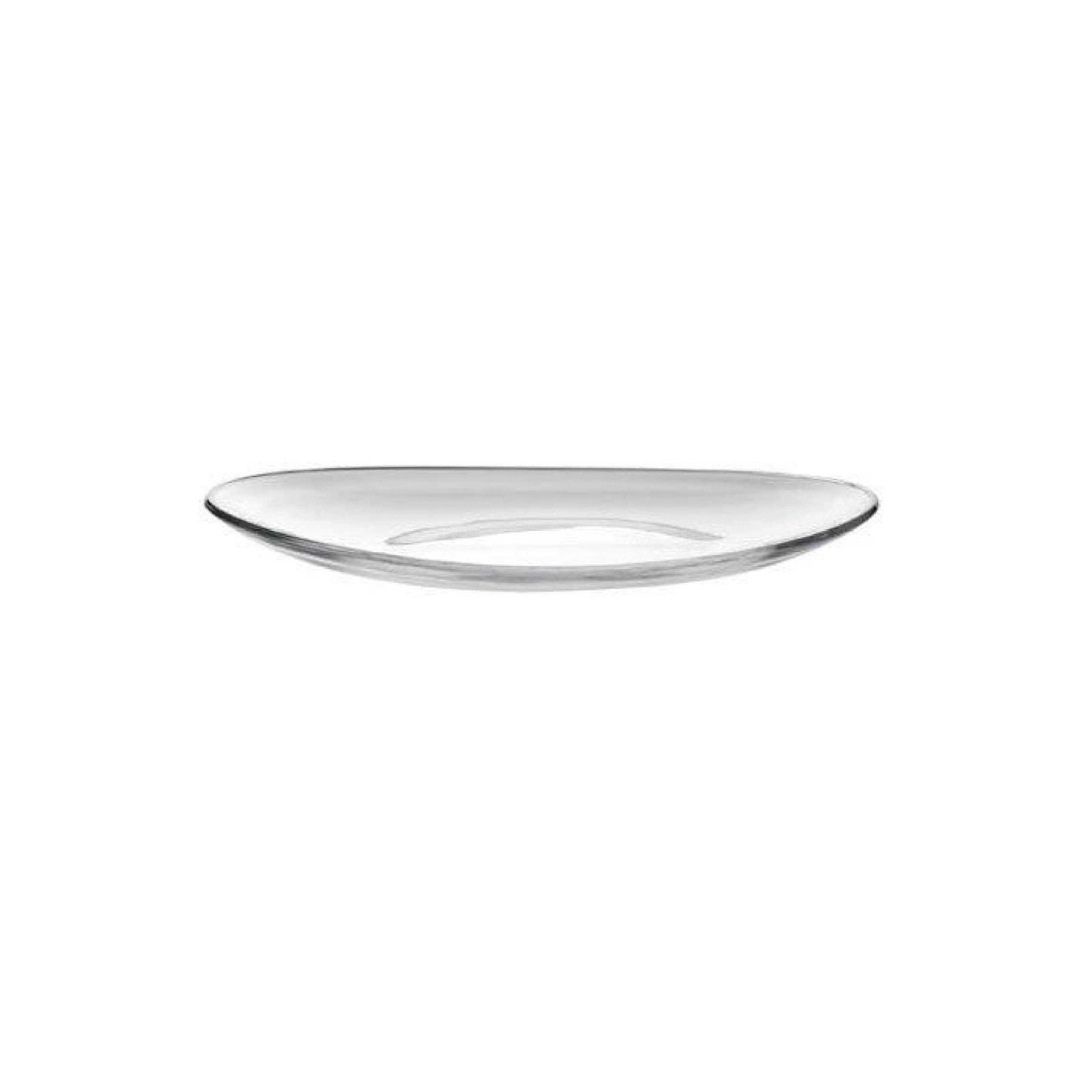 Блюдо сервировочное Schott Zwiesel ARRONDI, длина 35 см, прозрачный Schott Zwiesel 114682 фото 1